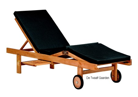 Lounger Wembley teak